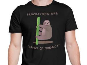 Procrastinators: Leaders of Tomorrow Short-Sleeve