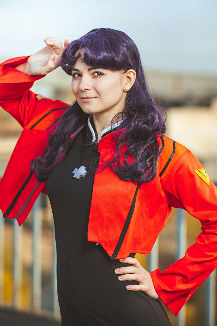 Misato Katsuragi cosplay by MarkAlv