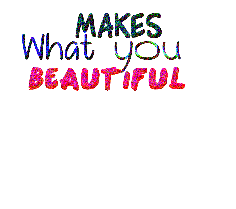 Frase one direction what makes you beautiful by for What make a beautiful
