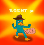 Agent P (Perry the Platypus)