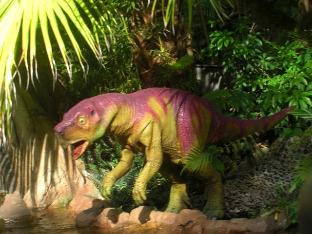 Jurassic Park River Adventure Psittacosaurus By Kylgrv On Deviantart