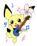 (Commission) Pichu