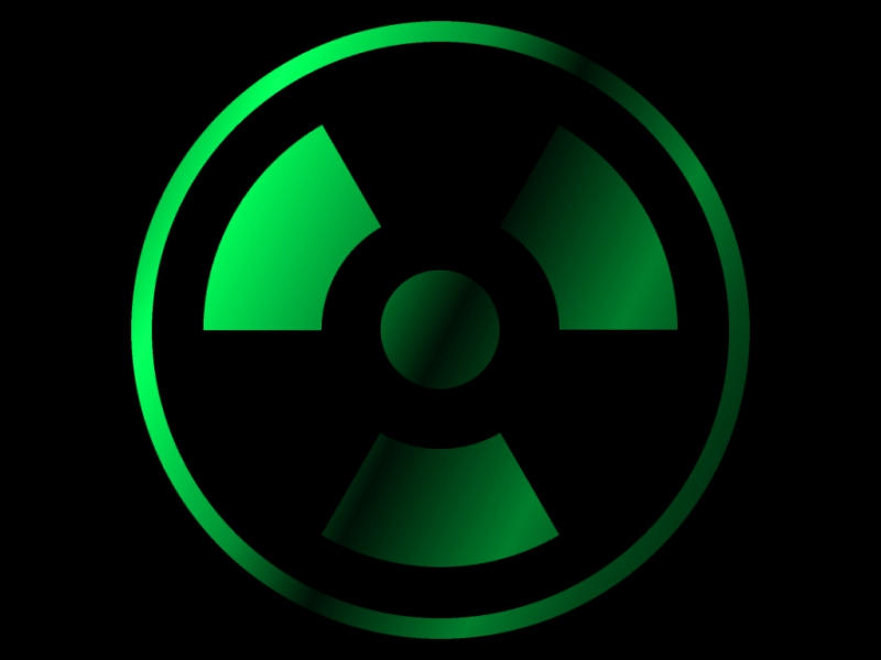 Universal Radiation Symbol By Doubtingthomas On Deviantart