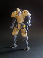 Fleshbag Overseer 21 by Djokson