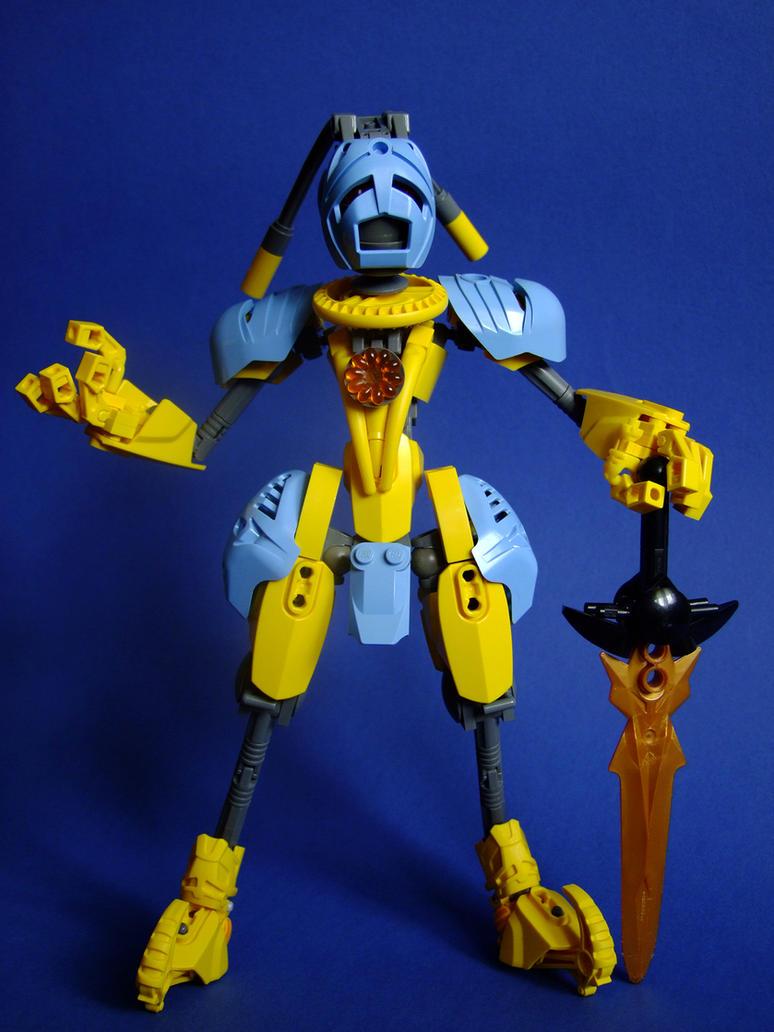 Masquerade Knight by Djokson