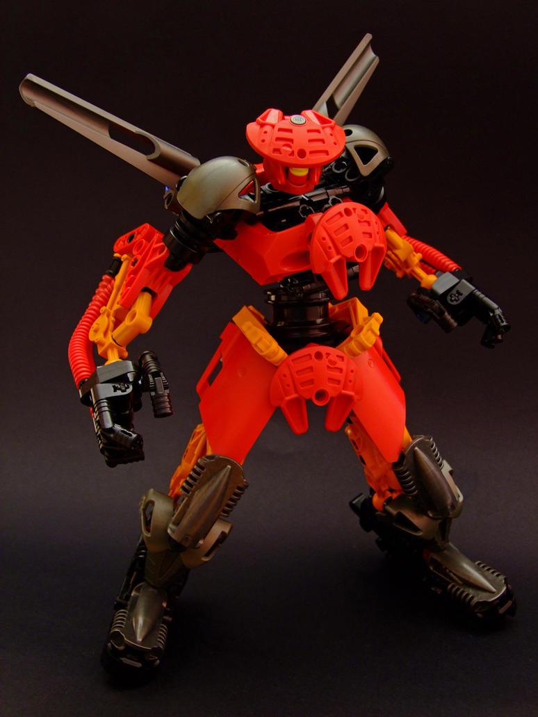 Redshift Fury Kaiser by Djokson