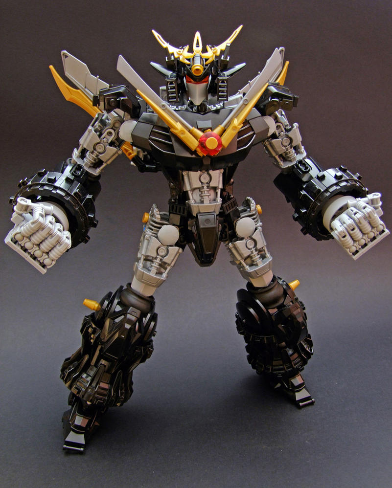 Dekaimano Buster V by Djokson