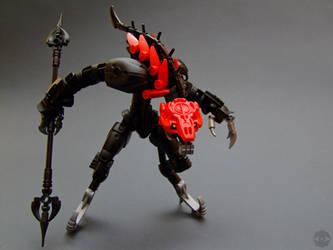 Son of Makuta - Dodge by Djokson