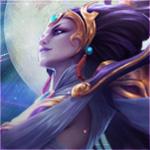 [Design avatar] Diana Lunar moon by etershine