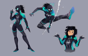 Spidersona- spidersam?