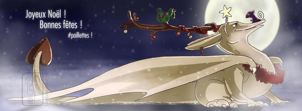 Merry Christmas ! by UmbreoNoctie