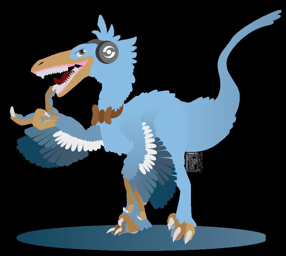 If he was Raptor... by UmbreoNoctie