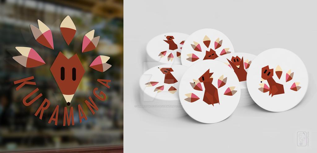 Foxy Logo by UmbreoNoctie