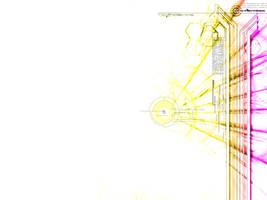 light burst by Aestheticus