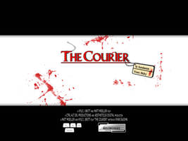 The Courier by Aestheticus