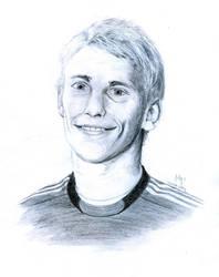 Jasper Cillessen by ErikLeppen