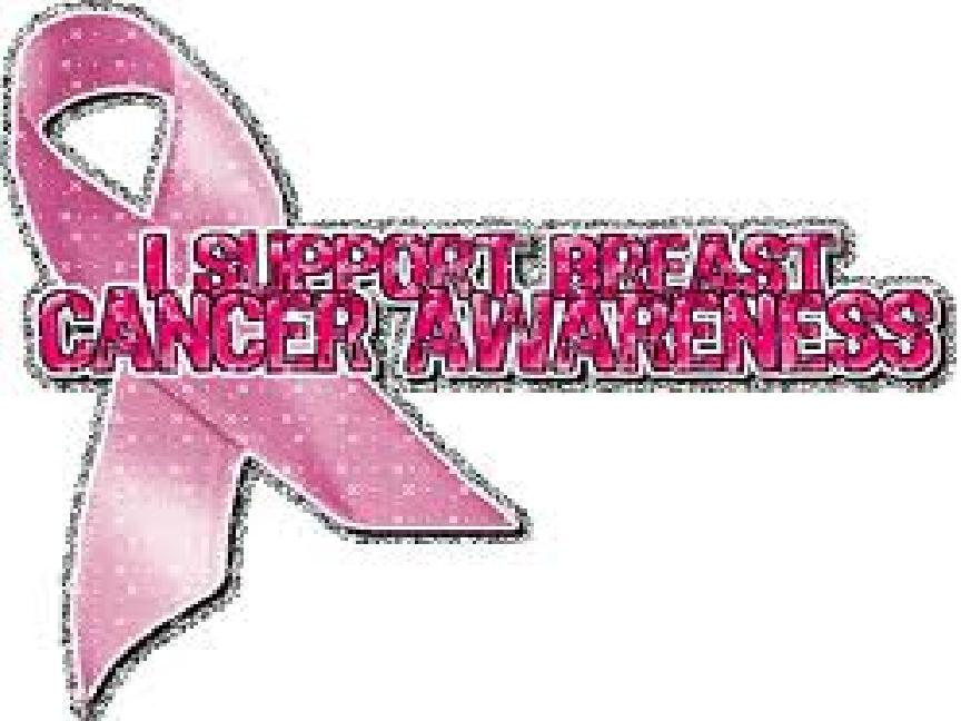 Breast cancer gif