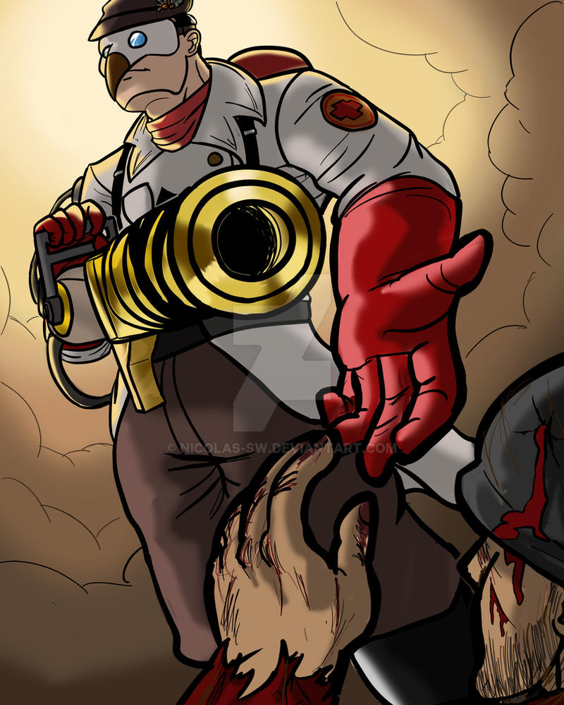 TF2 Commision, Let me lend a hand. by Nicolas-SW