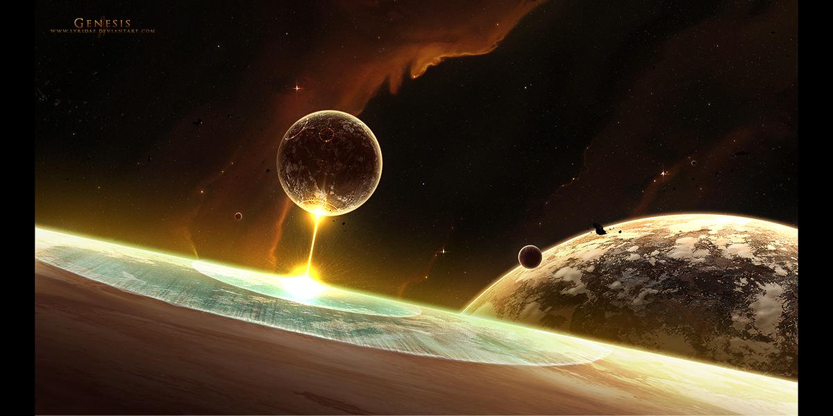 Genesis by Lyridae