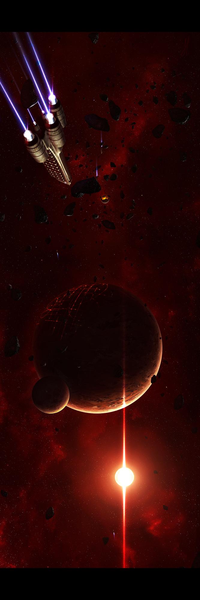 Colony VI by Lyridae