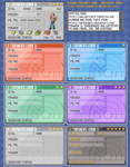 PKMN Trainer's Card Template