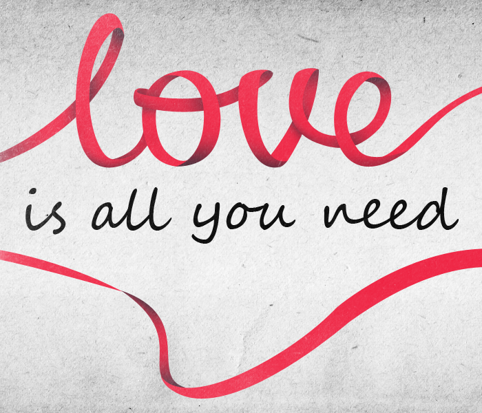 Your love is all i need