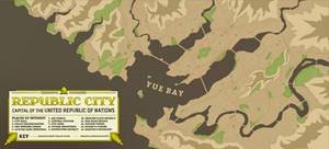 Republic City Map