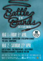 Battle of the Bands - 2013 Heats