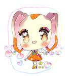 Commission - Chibi Cream
