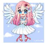 Angel by my world