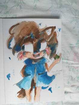 Sally Acorn(watercolors)