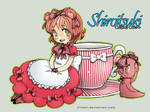 Shiroitsuki Mascot Strawberry