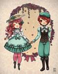 Lolita and Kodona