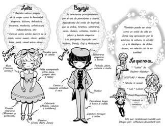 Triptico lolita Reverso- Espanol by Coffeshere