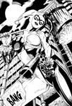Harley Quinn (Ink)
