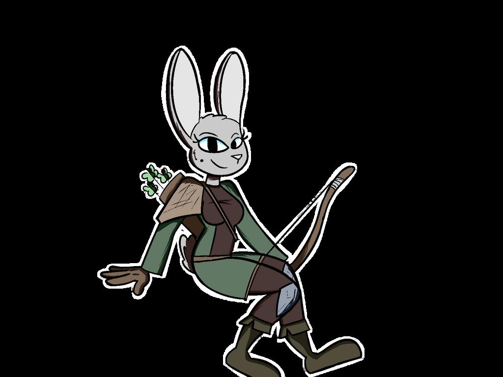 Rabbit kasia Kasia Polkowska
