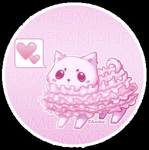Pom Pom Pomeranian