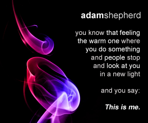 My Ad: You Know That Feeling by AdamShepherd