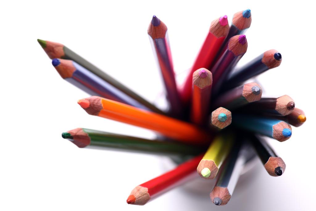 Coloured Pencils - Macro by AdamShepherd
