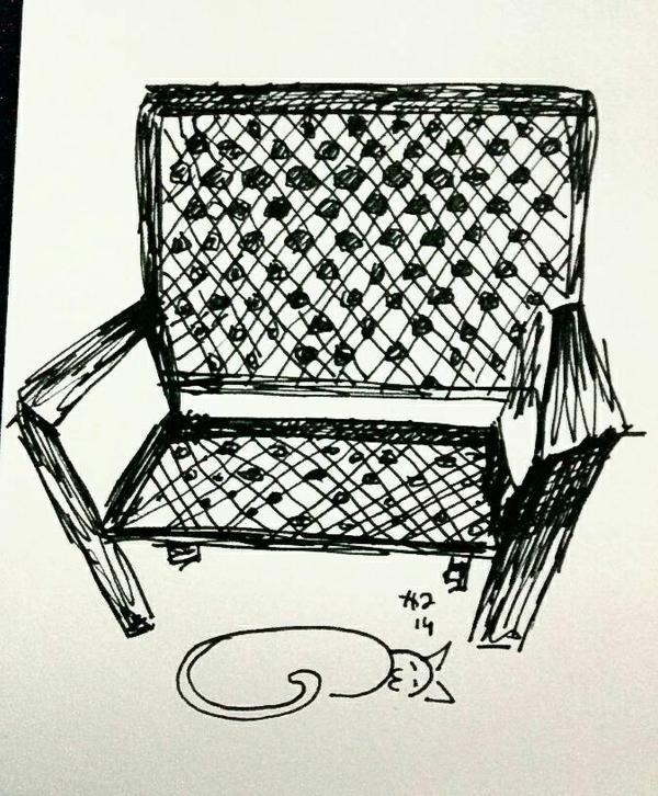 Cat Mat by niruf