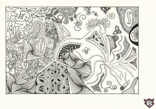 Mashup - Doodle