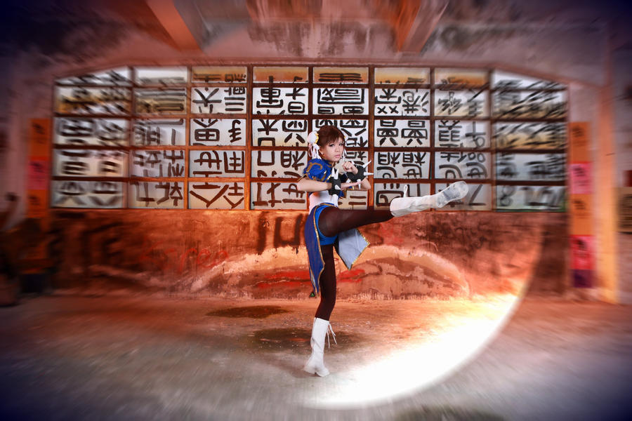Street Fighter||Chun-li by sosochan1314
