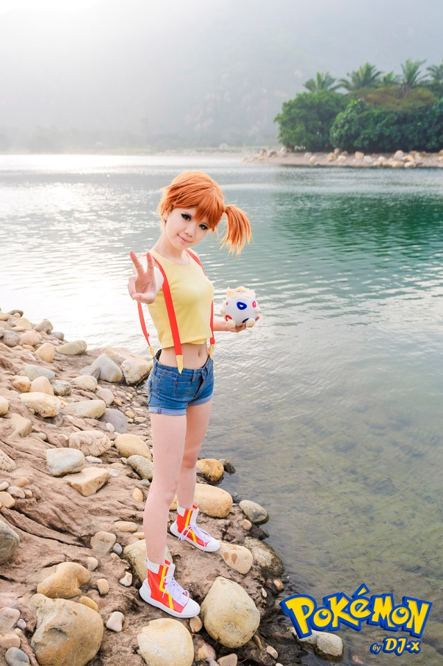Pokemon||Misty by sosochan1314