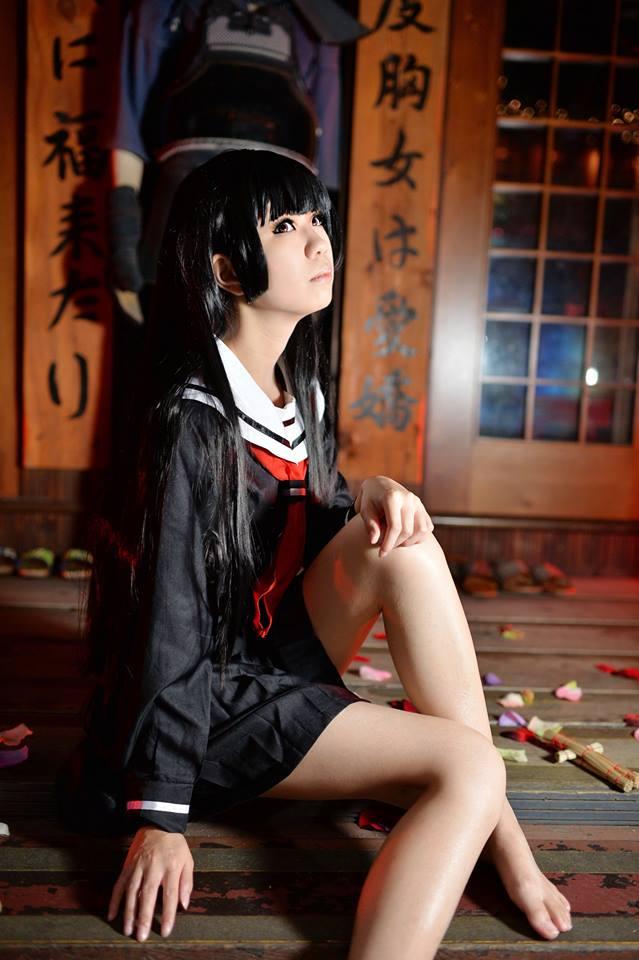 Enma Ai(Jigoku Shoujo) by sosochan1314