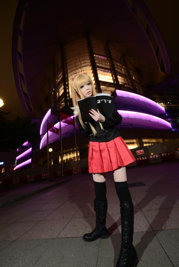 Death Note  Misa Amane cosplay by sosochan1314