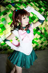 Sailor Jupiter Cosplay