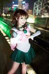 Sailor Jupiter cosplay