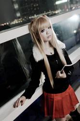 Misa Amane - Death Note by sosochan1314