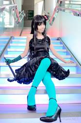 K-on ! Mio Akiyama Cosplay by sosochan1314