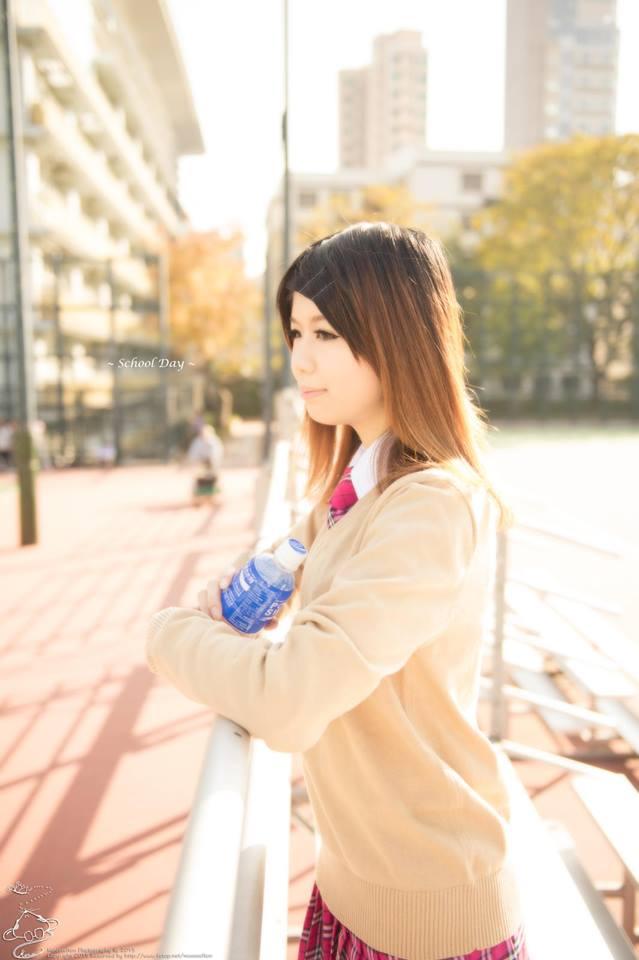 Modeling - School Girl by sosochan1314
